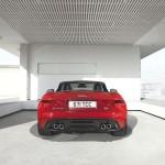 jaguar f type rear