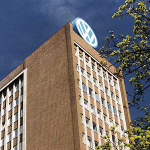 Volkswagen-building