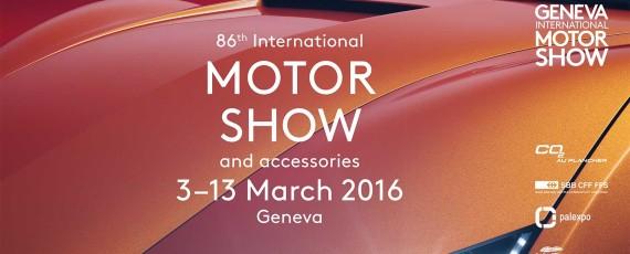 86. Cenevre Motor Show açıldı