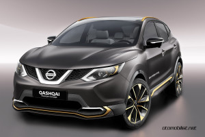 Nissan-Qashqai-Premium-Concept-front