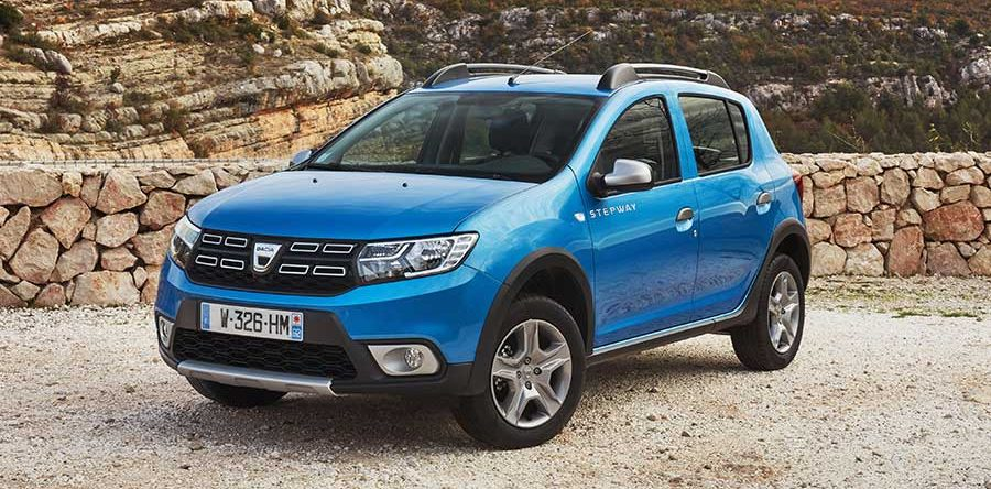 dacia 2017 sandero stepway otomobilist. Black Bedroom Furniture Sets. Home Design Ideas