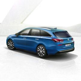 Yeni Hyundai i30 Tourer foto galeri