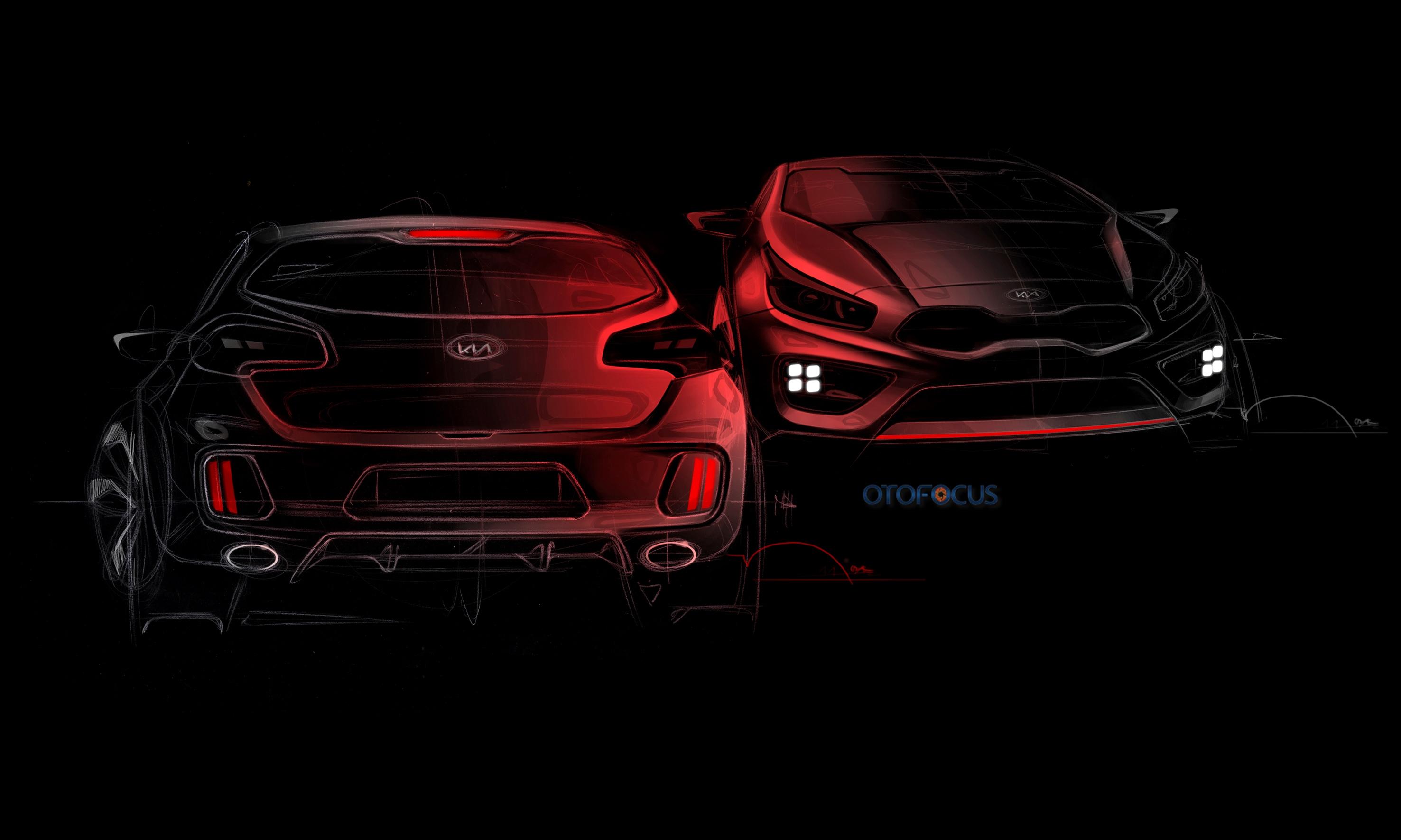 Kia Ceed & Pro GT 2013