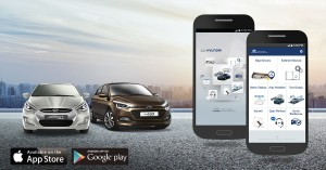 Hyundai Mobil Servis Uygulamasi