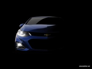 The next-generation Cruze will be larger yet lighter than the current model, with new technologies, new powertrains and additional safety features.  The 2016 Cruze will build on the current model's success, which Chevrolet announced today has surpassed 3.5 million global sales