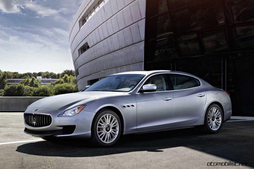 2016-Maserati-Quattroporte-side