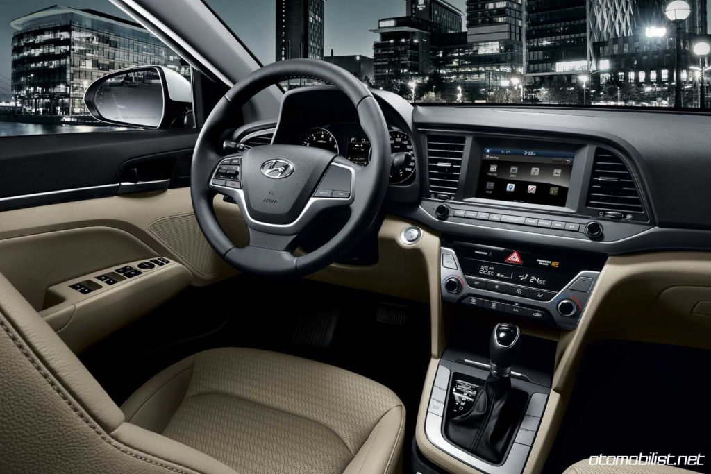 2017-hyundai-elantra-elite-plus-kabin-konsol-interior